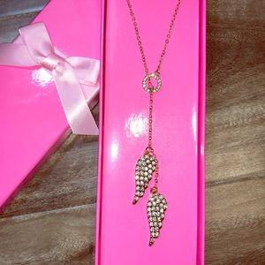 Victoria's Secret gold necklace